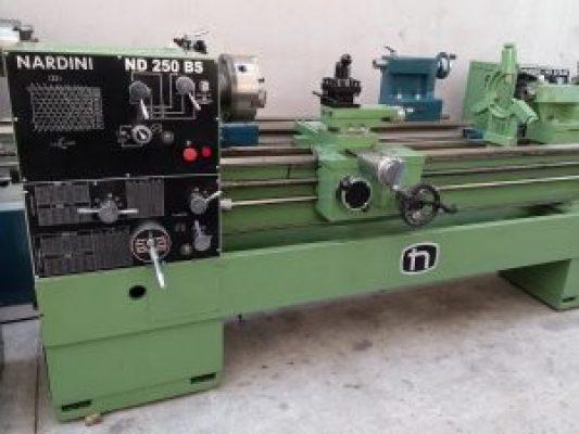 Torno Nardini ND-250-BS 1500 mm