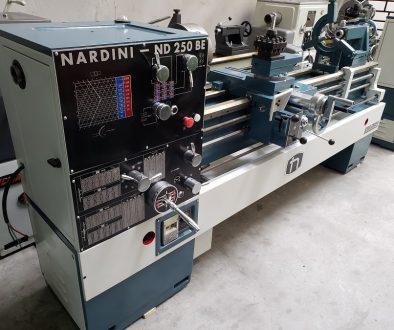 Torno Nardini ND 250 BE